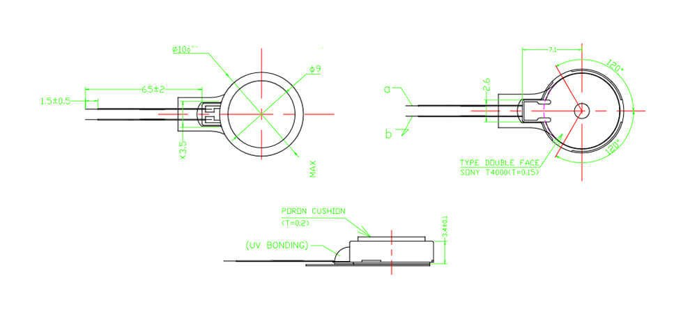 coin-vibration-motor-NFP-C1034-outline-drawing