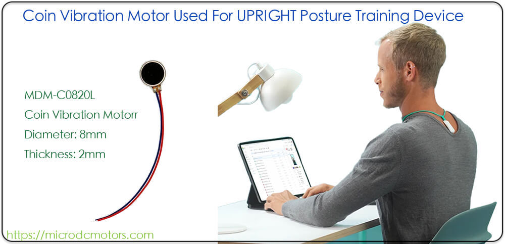 coin-vibration-motors-used-for-upright-posture-training-devices