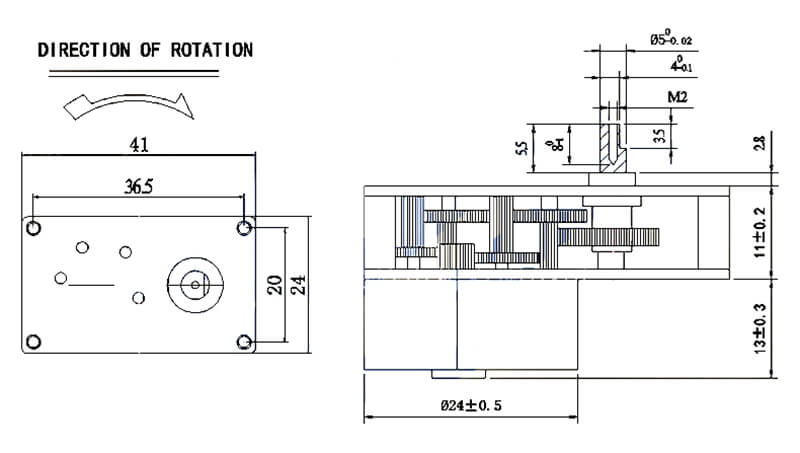 electric-motor-gearbox