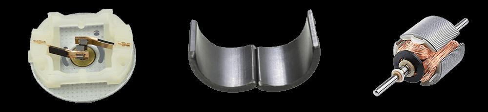 small-electric-vibrating-motors-compoments