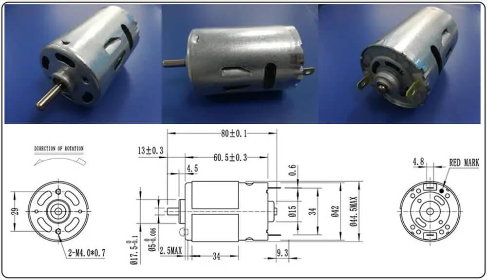 755-motor-datasheet